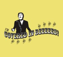 I'm COVERED IN BEES! by DesignComa