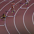 Defending Champion - 400H Women by dsimon
