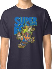 Super Eco Bros Classic T-Shirt