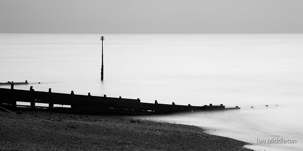 Kingsdown beach by Ian Middleton