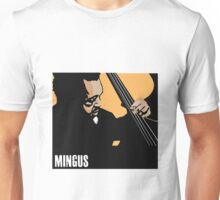 Charles Mingus by Keith H. Brown Unisex T-Shirt