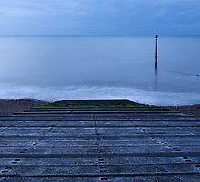 Dawn at Kingsdown by Ian Middleton