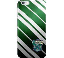 Harry Potter Slytherin Colors/Logo iPhone Case/Skin