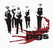 Reservoir Pigs by Mother Shipton