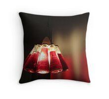 Campari Lamp Throw Pillow