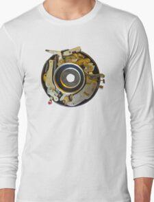 Antique Camera Lens Shutter Long Sleeve T-Shirt