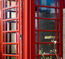The Red Telephone Box by Moonlake