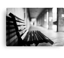 bench for you Metal Print