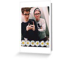 Troyler daisys Greeting Card