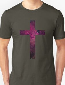 Red space cross T-Shirt