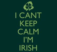 Irish Keep Calm by pinballmap13