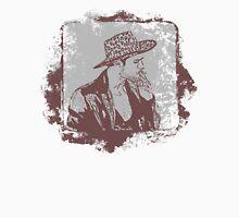 Cowboy Smoking Hat :D Cool Grunge Vintage T-Shirt Unisex T-Shirt