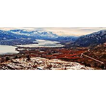 Osoyoos  Photographic Print