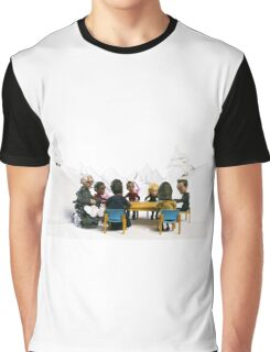 The Study Group's Winter Wonderland Graphic T-Shirt