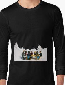 The Study Group's Winter Wonderland Long Sleeve T-Shirt