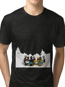 The Study Group's Winter Wonderland Tri-blend T-Shirt