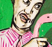 John Waters Sticker