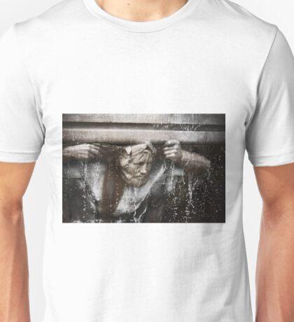 the fountain bearer Unisex T-Shirt