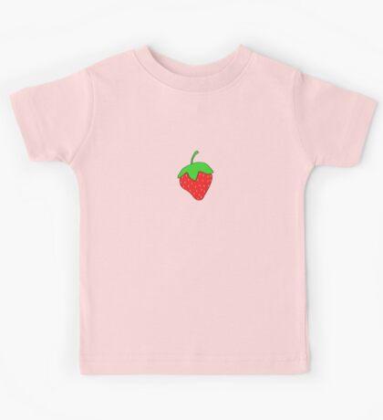 Strawberry Kids Tee
