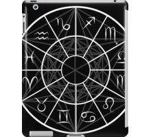 Astrology Chart & Sacred Geometry iPad Case/Skin