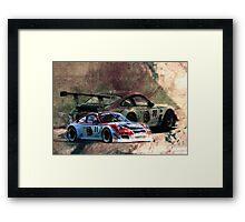 British F3/GT Championships  Framed Print