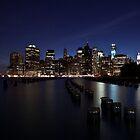 Manhattan by Roddy Atkinson