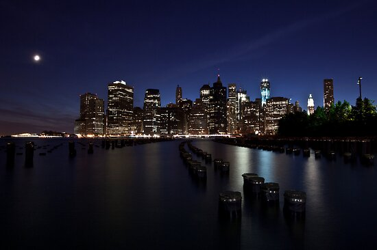 Manhattan by Roddy Atkinson