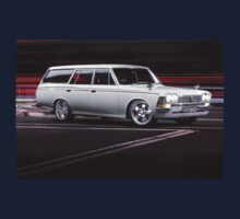 Luke's Toyota Crown Wagon Kids Tee