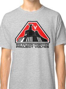 Project Voltes Dev Team Tee (Black Text) Classic T-Shirt
