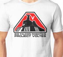 Project Voltes Dev Team Tee (Black Text) Unisex T-Shirt