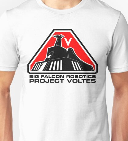Project Voltes Dev Team Tee (Black Text) T-Shirt