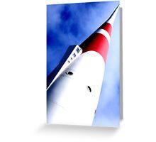 DISNEYLAND - Moonliner Greeting Card