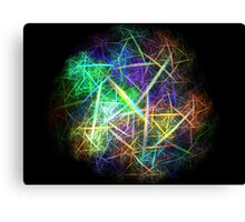 Rubber Ball Canvas Print