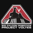 Project Voltes Dev Team Tee (White Text) by Eozen