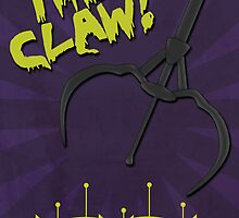 The Claw by rebeccaariel