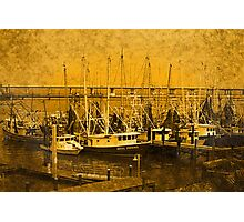 Working Boats Photographic Print