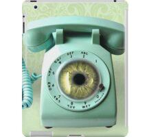 Eye Heard You Needed An Optometrist iPad Case/Skin
