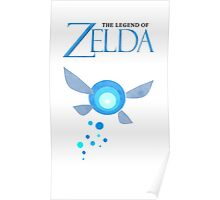 Legend of Zelda: Ocarina of Time - Navi Poster