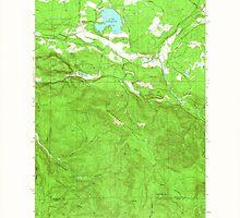 USGS Topo Map Washington State WA Lake Lawrence 241879 1959 24000 by wetdryvac