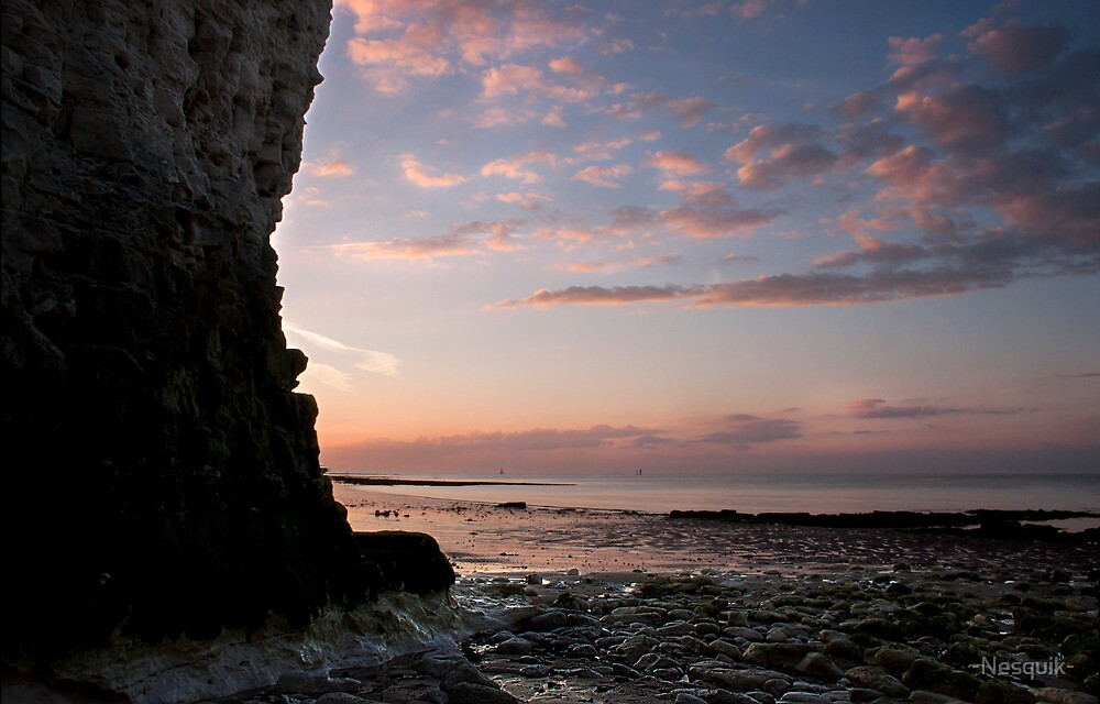 Botany Bay, Kent by -Nesquik-