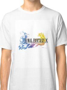 Final Fantasy X Title Classic T-Shirt