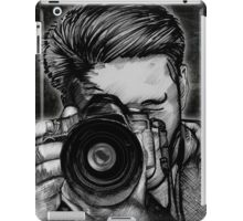 Wide Angle Lens iPad Case/Skin
