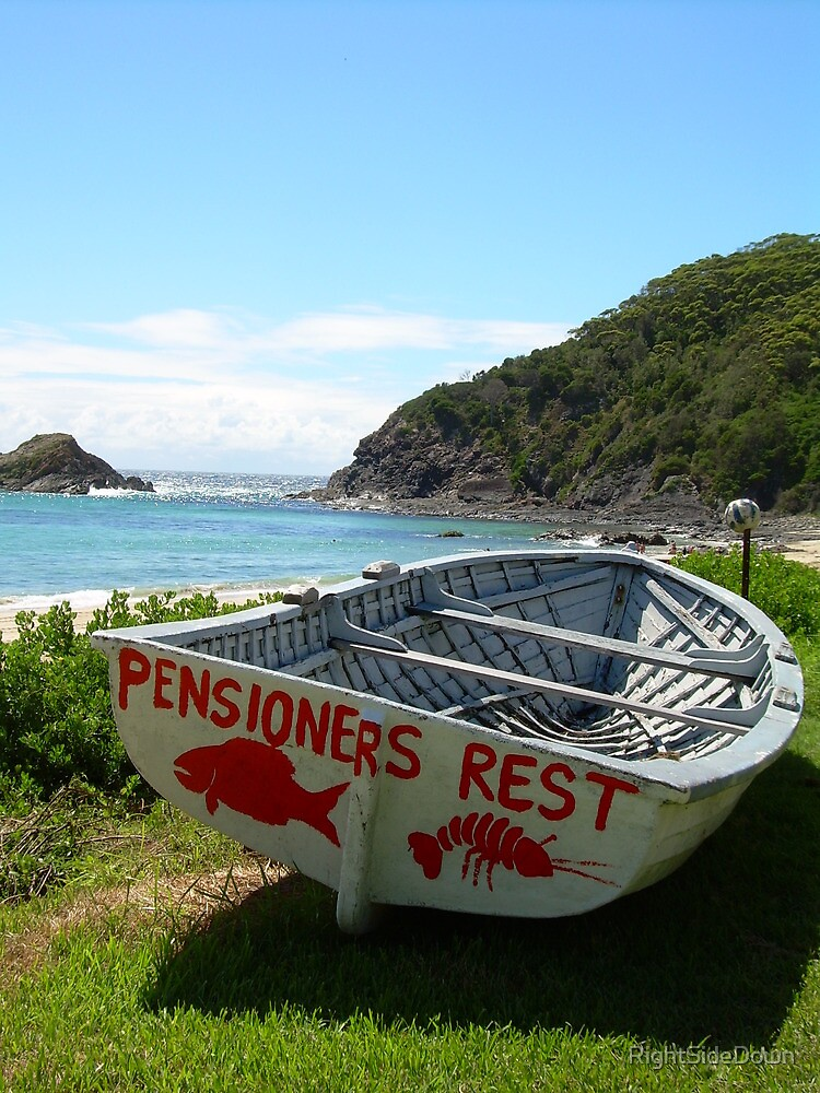 'Pensioners Rest' by RightSideDown
