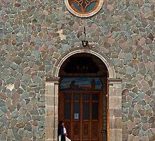 San Francisco & Nun, Ibarra, Ecuador by bulljup