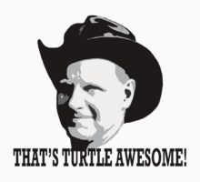 Turtle Man - Turtle Awesome by antdragonist