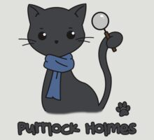 Purrlock Holmes by Sherlosaurus