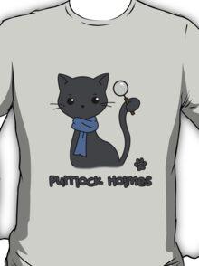 Purrlock Holmes T-Shirt