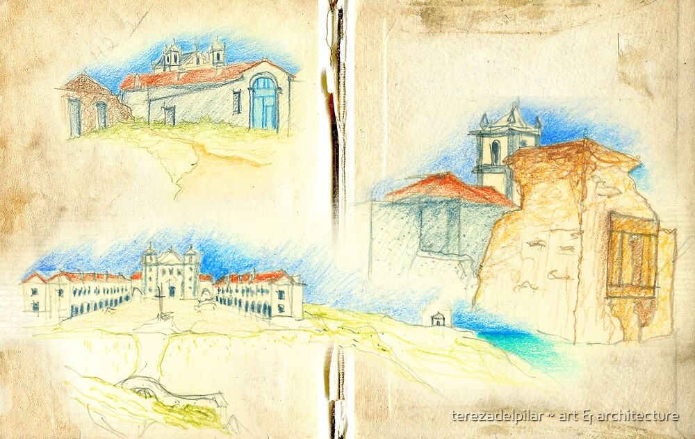 Cabo Espichel III by terezadelpilar ~ art & architecture