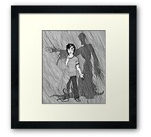 Master of the Hallows Framed Print