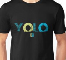 YOLO! in Miami Style!!!!!! Unisex T-Shirt